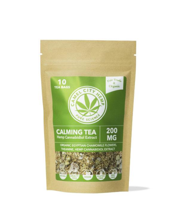 Camel City Hemp Calming tea