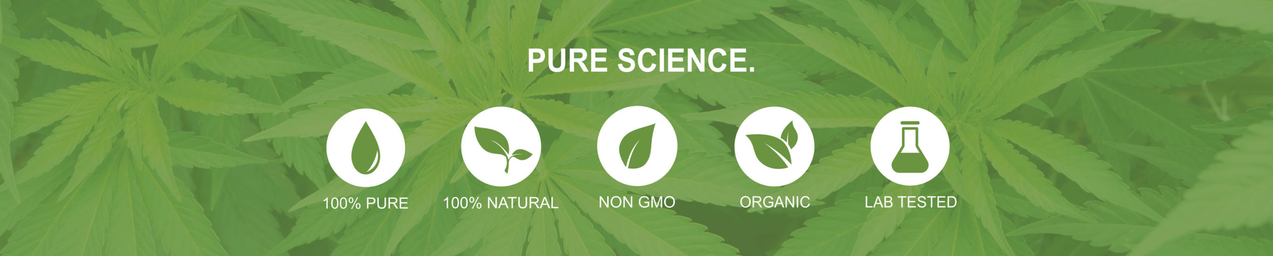 Pure Science Home Page Banner